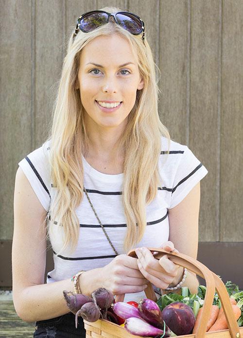 Sofia Von Porat är matkreatör och medgrundare av boxli.se.