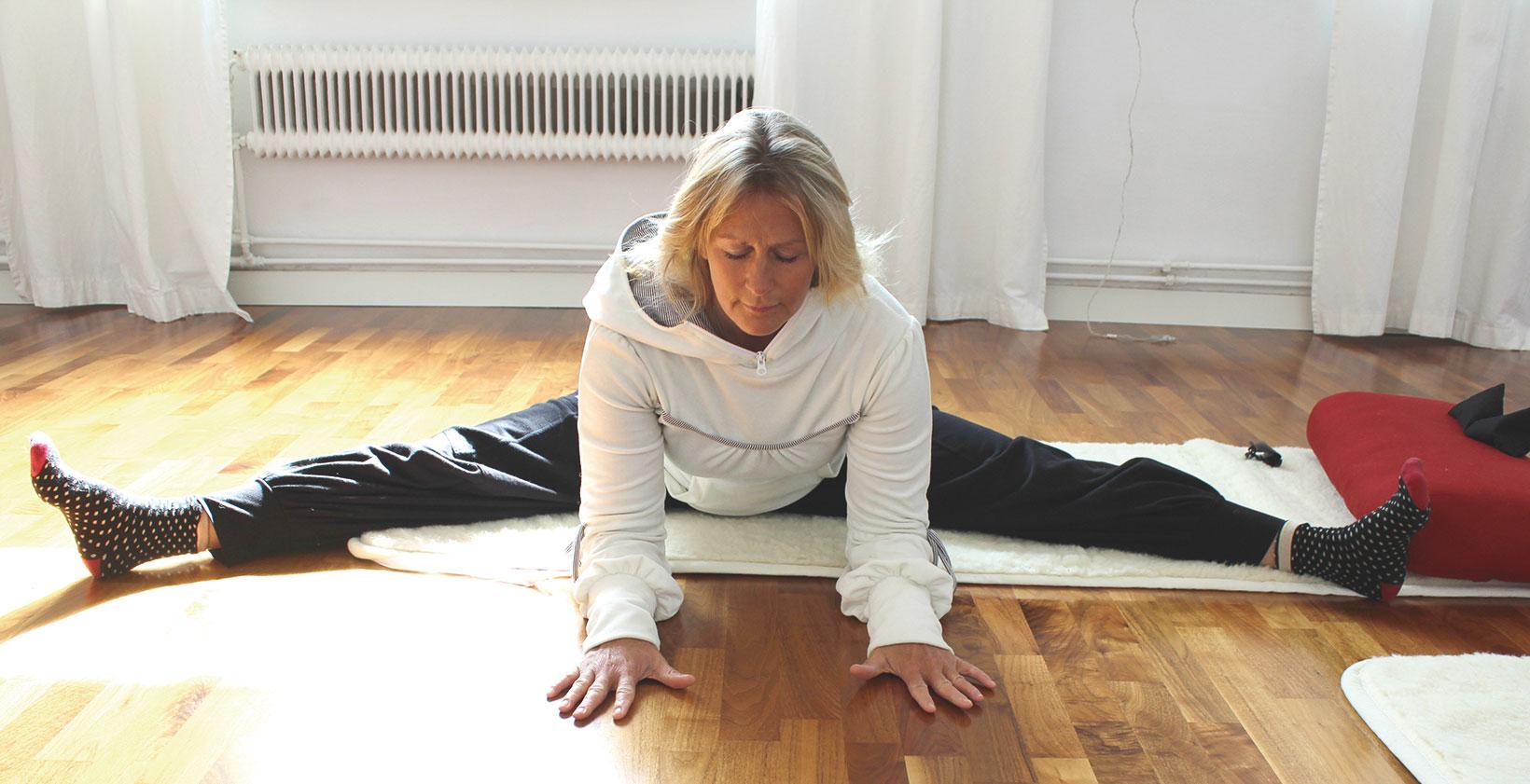 medicinsk yoga sollentuna