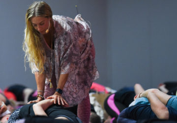 Foto: Anna Rosén/Yoga Games