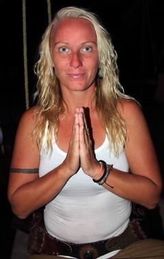 Lee Persson hamnade på Isla Mujeres efter att först ha varit här som turist vid flera tillfällen.