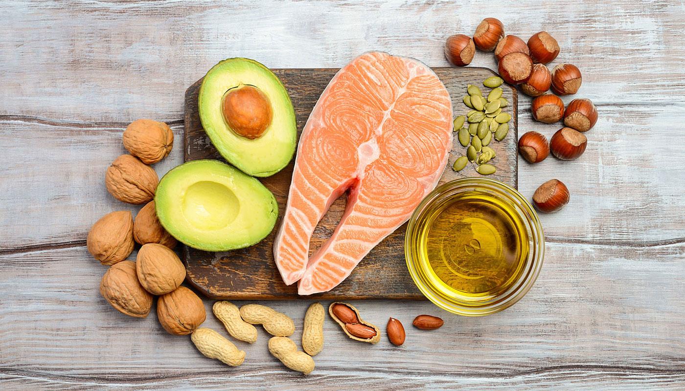 livsmedel med omega 3