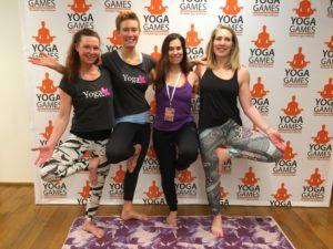 Yoga means union.